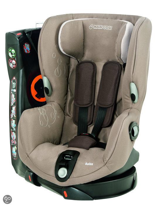 maxi cosi axiss autostoel walnut brown baby. Black Bedroom Furniture Sets. Home Design Ideas