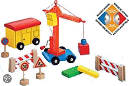 Heros constructie speelgoed