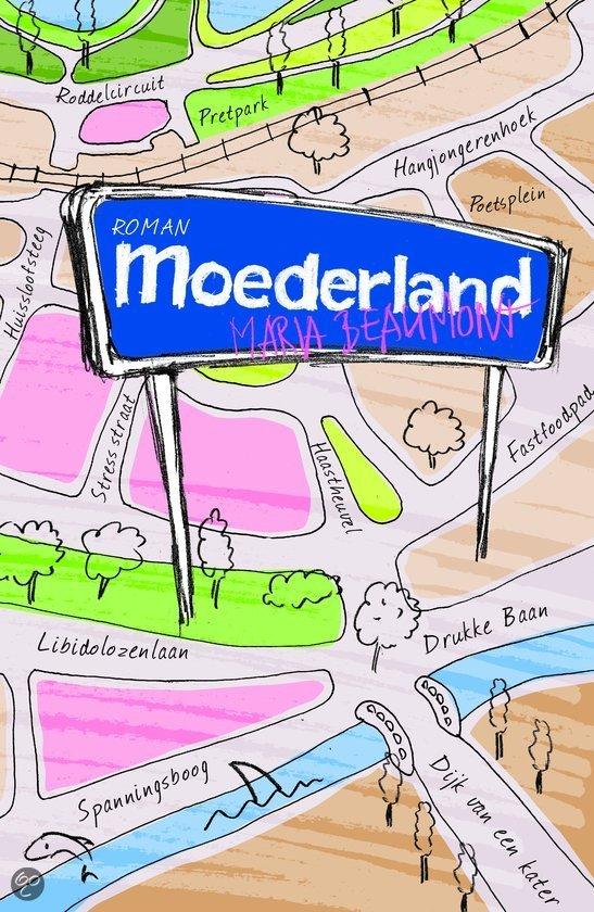 Moederland  ISBN:  9789032510824  –  Matt Beaumont