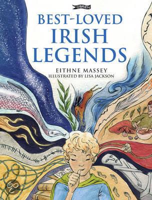 dk irish legends eithne massey hardback