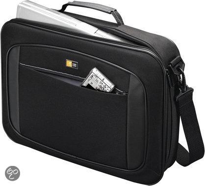 Klassieke laptoptas 16 inch / Zwart