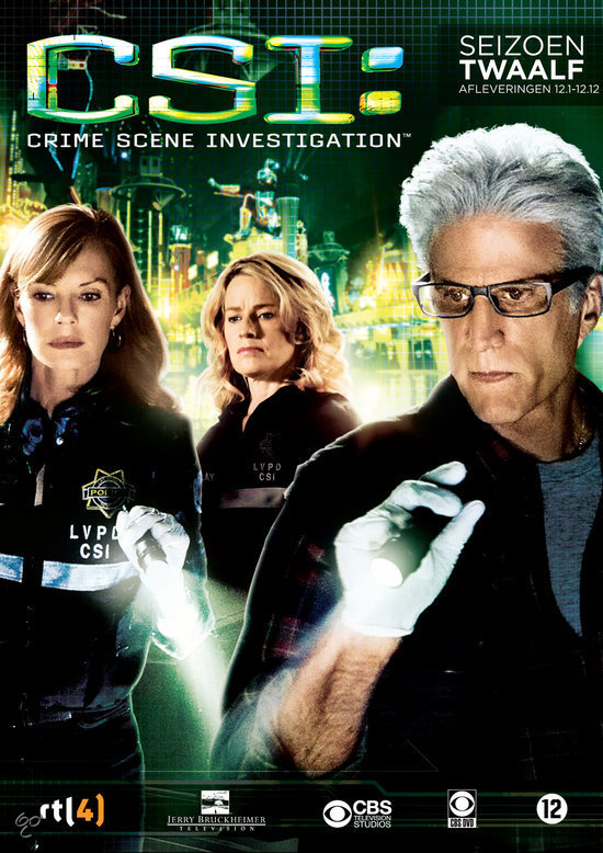 CSI: Crime Scene Investigation - Seizoen 12 (Deel 1)