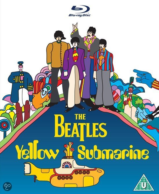 The Beatles - Yellow Submarine (Blu-ray)