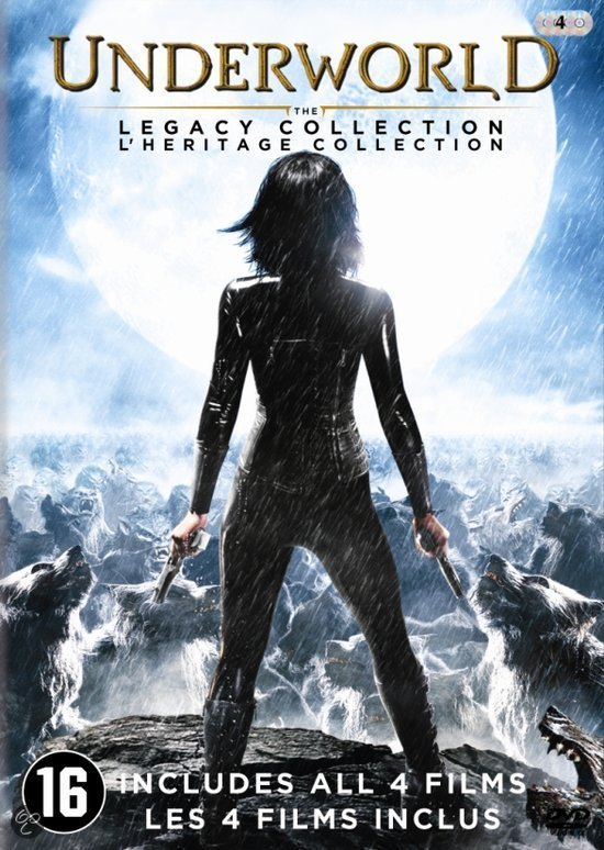 Underworld - The Legacy Collection (Blu-ray)