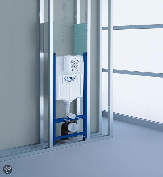 bol.com : Grohe Solido WC inbouwreservoir : Klussen