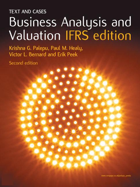 Business analysis and valuation ifrs edition