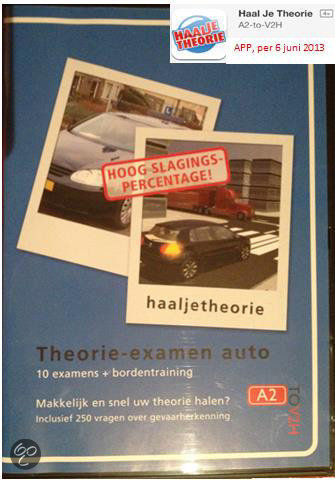 Theorie-examen auto met hoog slagingspercentage!