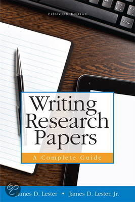 writing research papers by james d lester 14th edition Writing guides cengage advantage books: ideas & details, 8th edition bauman 978-0-840-02884-6 the sundance writer: a rhetoric, reader, research christy friend james c mcdonald new in research bruce ballenger jim d lester jr & james d lester (late) kim flachmann & michael flachmann.