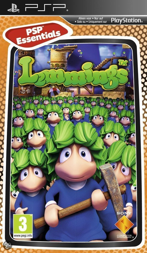 Lemmings (Essentials)