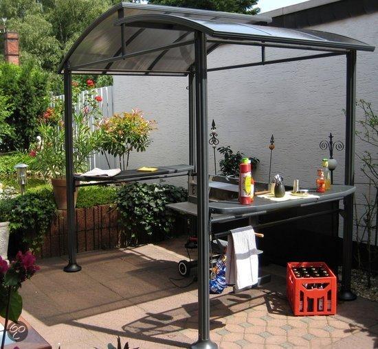 Leco Paviljoen Barbecue
