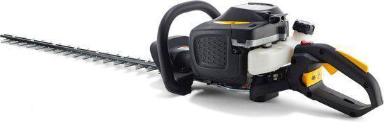 mcculloch ergolite 6028 benzine heggenschaar 60 cm meslengte. Black Bedroom Furniture Sets. Home Design Ideas