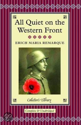 war is not all glorious all quiet on the western front by erich maria remarque In all quiet on the western front, erich maria remarque creates paul bäumer to represent a whole generation of men who are known to history as the lost generation eight million men died in battle, twenty-one million were injured, and over six and a half million noncombatants were killed in what is called the great war.
