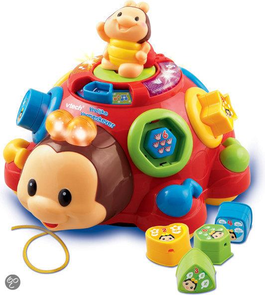 Vtech baby vrolijke vormenkever rood vtech for Poppenhuis kind 2 jaar