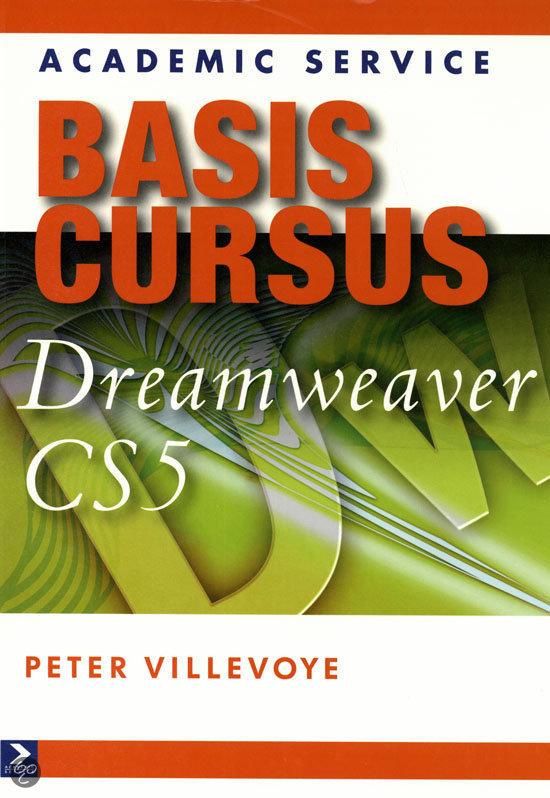 Basiscursus Dreamweaver CS5