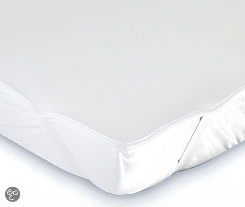 Aerosleep - Matrasbeschermer Sena 66 x 92 cm - Wit
