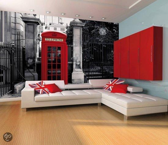 Fotobehang wallpaper behang london phone klussen - Behang london ...