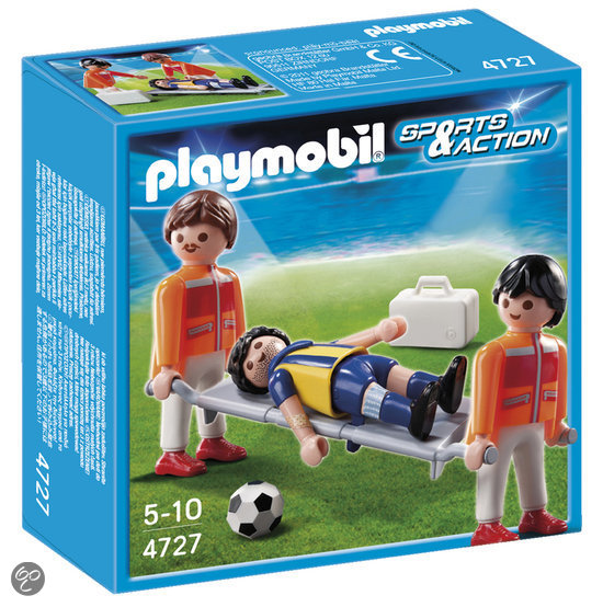 Playmobil EHBO-team - 4727