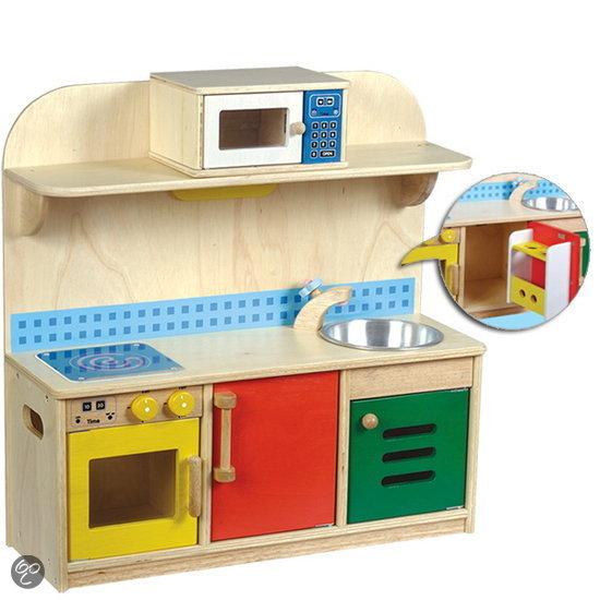 Mini Keuken Speelgoed : bol.com Santoys Keukenblok mini Speelgoed