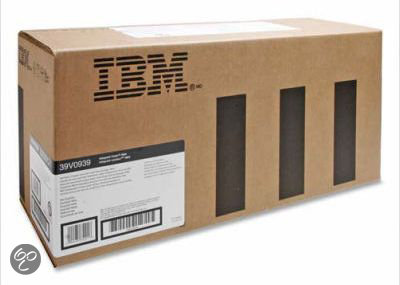 IBM 39V0939 Tonercartridge - Zwart