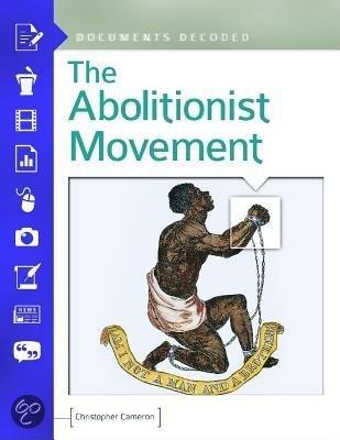 abolitionist movement in america essay