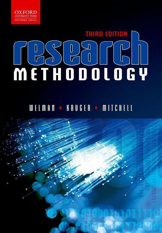 Research methodology multiple choice questions