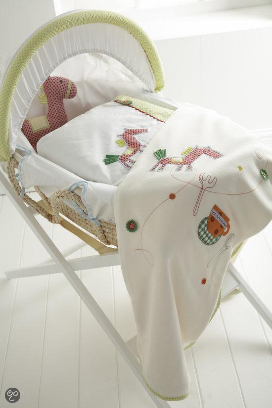moses basket gingerbread incl standaard baby. Black Bedroom Furniture Sets. Home Design Ideas