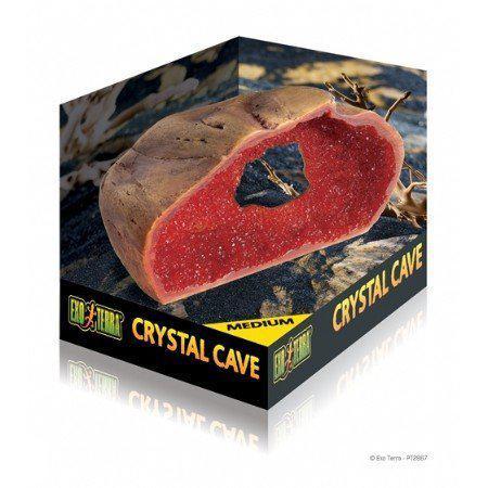 Crystal cave l - Terras schuilplaats ...