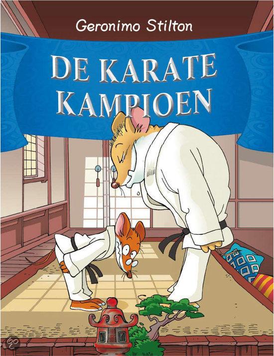 bol.com : De karatekampioen, Geronimo Stilton : 9789085921752 : Boeken