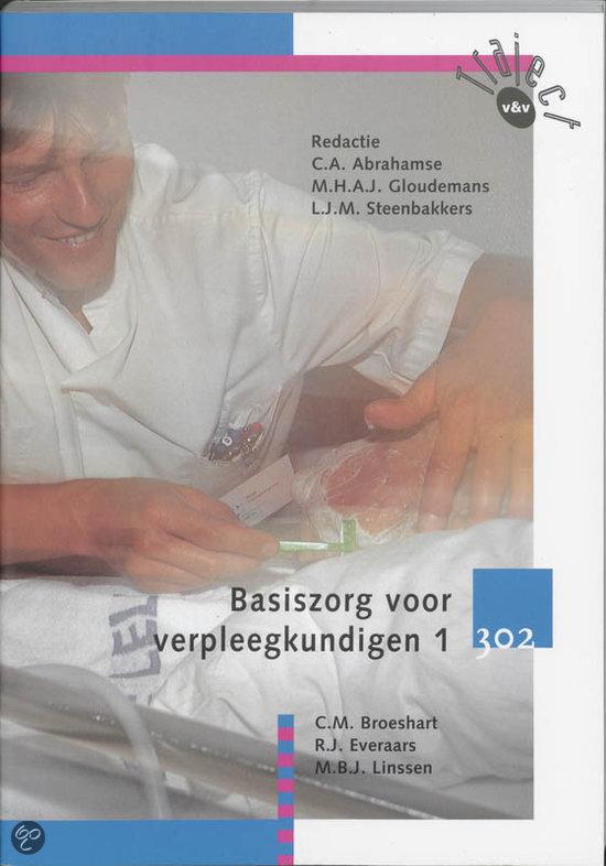 Basiszorg voor verpleegkundigen / 1 302
