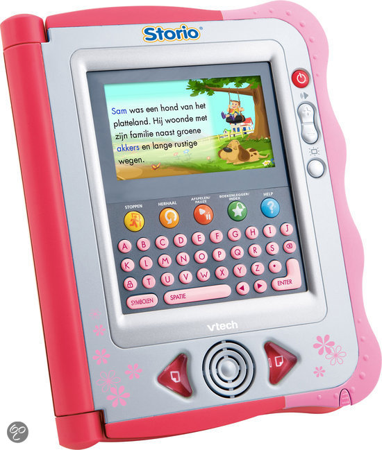 VTech Storio Multimedia Tablet - Roze