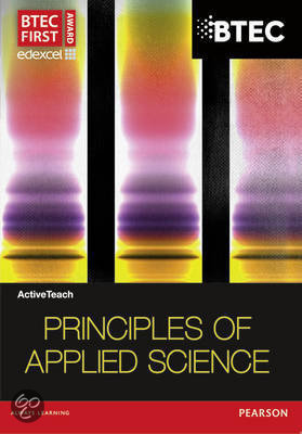 BTEC First in Applied Science: Principles of Applied Science Unit 1 Revision Gui