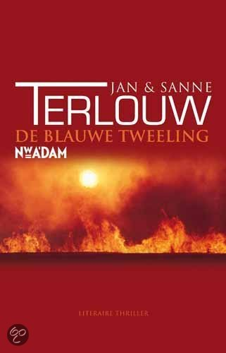 Citaten Boek De Tweeling : Bol de blauwe tweeling sanne terlouw