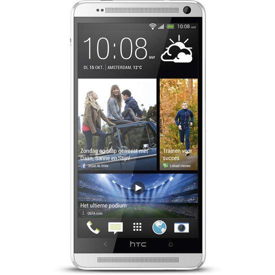 HTC One Max - Zilver