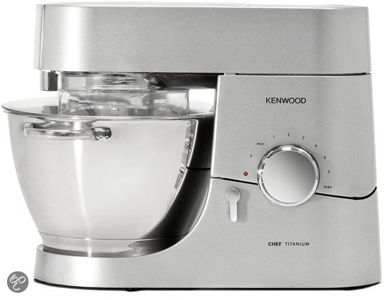 kenwood keukenmachine chef titanium kmc010. Black Bedroom Furniture Sets. Home Design Ideas