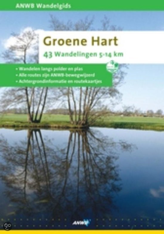 ANWB Wandelgids / Groene Hart