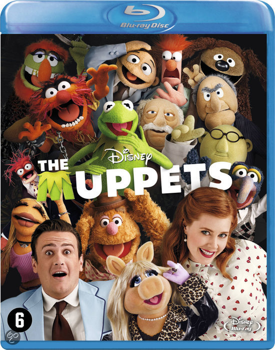 The Muppets (Blu-ray)