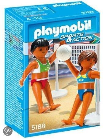 Playmobil Beach Volleyball - 5188