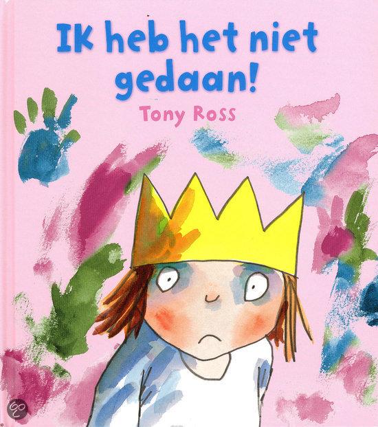De Kleine Prinses - Ik heb het niet gedaan!