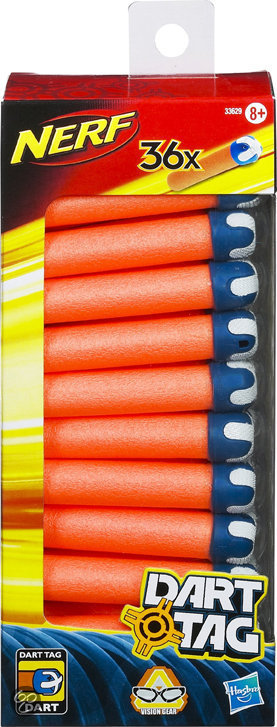 Nerf Dart Tag - Refills 36 pijltjes