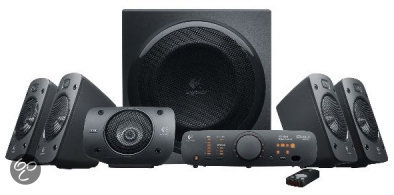Logitech Z906 5.1 Speakerset