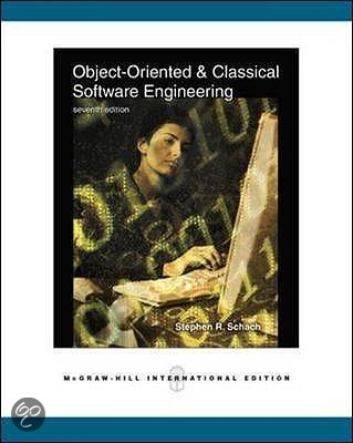 object oriented and classical software engineering pdf