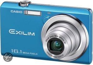 Casio Exilim EX-ZS12 - Blauw
