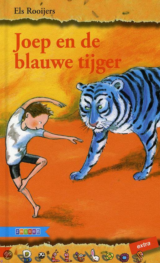 Joep en de blauwe tijger
