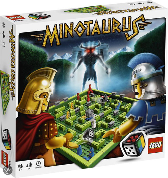 LEGO Spel Minotaurus - 3841