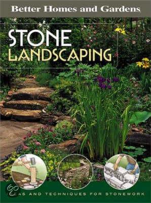 Stone Landscaping Better Homes Gardens