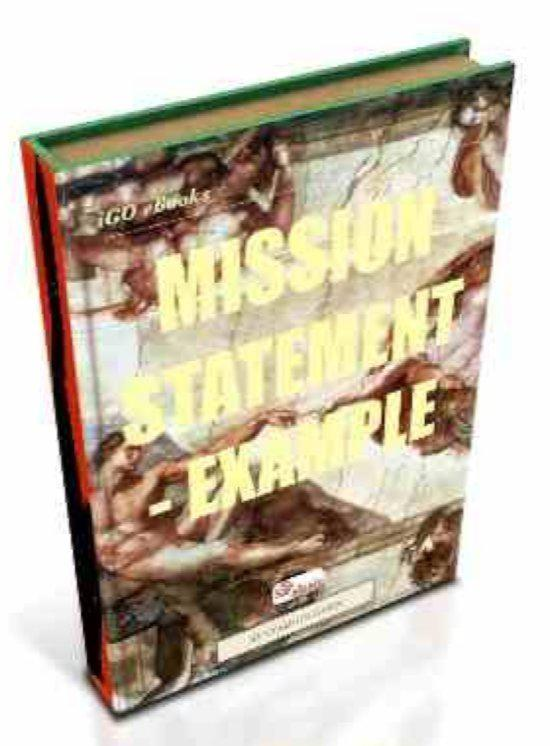 Mission statement example ebook adobe epub for Adobe mission statement