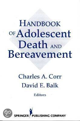 Handbook of Adolescent Death and Bereavement
