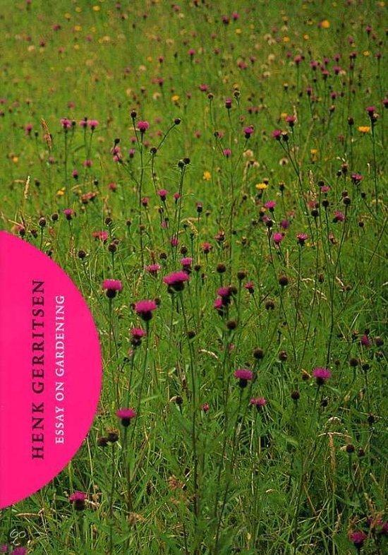 essay about gardening