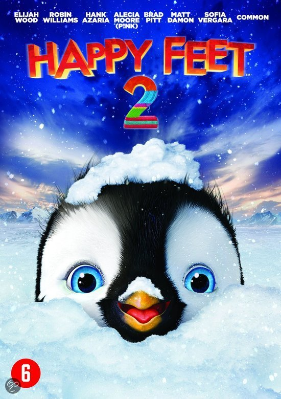 Happy Feet 2 (Dvd)