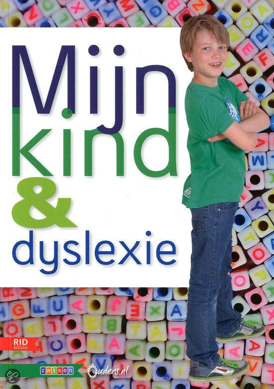 Mijn kind en dyslexie